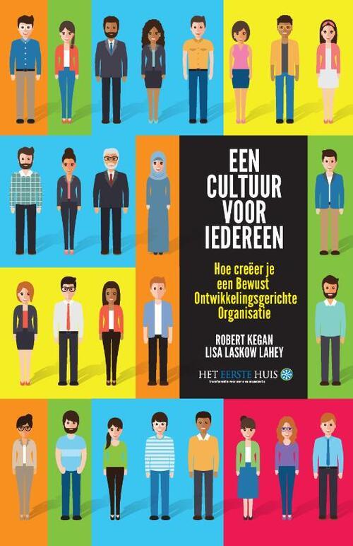 Book cover Een cultuur voor iedereen